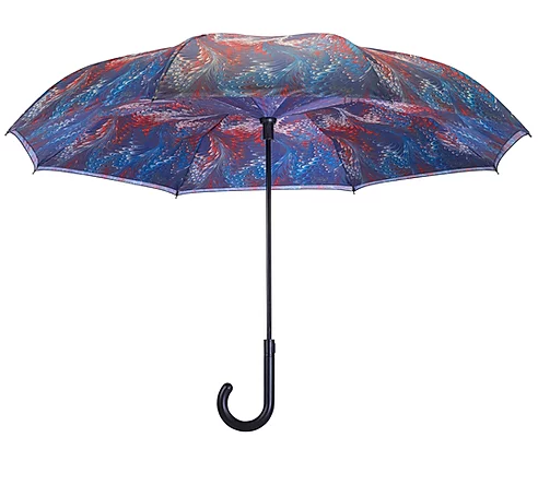 Galleria Holly Hill Reverse Close Umbrella