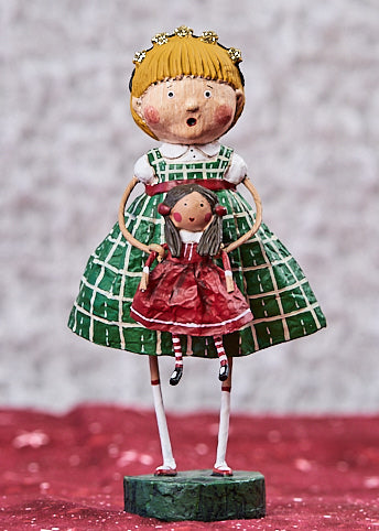 ESC & Co Holly's New Dolly by Lori Mitchell