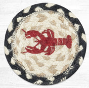 Coastal Collection, Individual Jute Coasters - MORE DESIGNS & SIZES