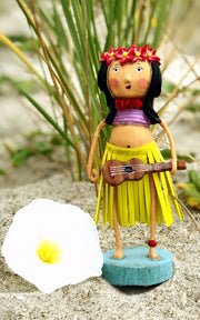 Hula Lula by Lori Mitchell