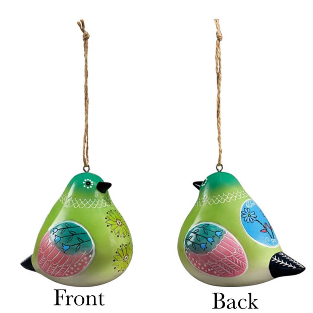 Bird Song Ornaments