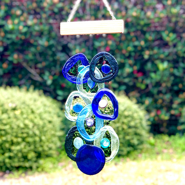 Waterfall Bottle Benders Wind Chime