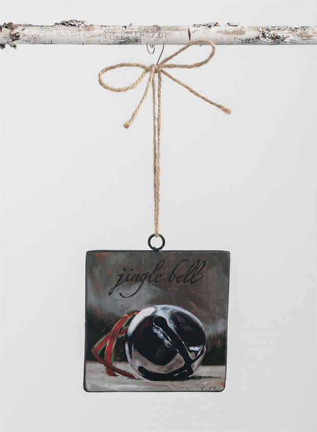 Sullivans Gifts Jingle Bell Ornament by Darren Gygi