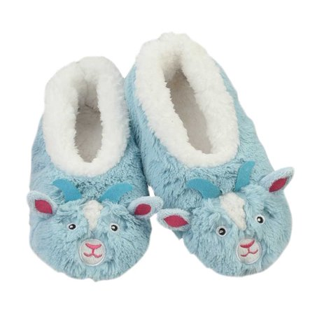 Furry Foot Pals Snoozies for Kids, Goat