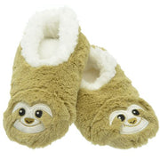 Furry Foot Pals Snoozies for Kids, Sloth