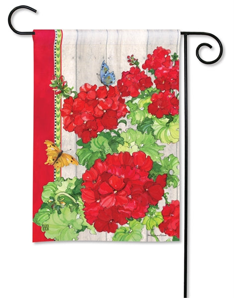 Studio-M Ladies in Red Garden Flag