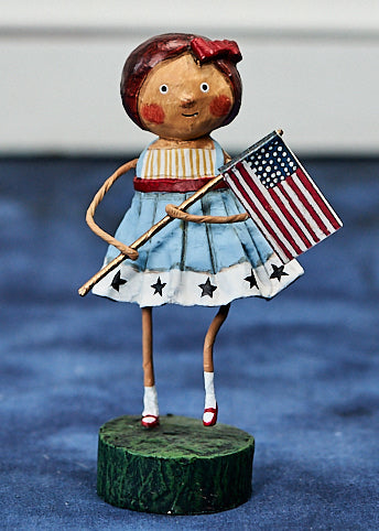 ESC & Co. Little Betsy Ross by Lori Mitchell