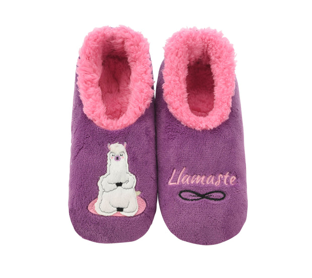 Llamaste Snoozies Slippers