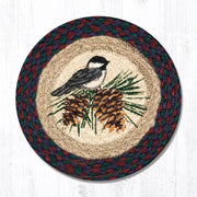 Birds & Butterfly Collection, Printed Jute Trivets/Miniature Swatches - CLICK FOR MORE SIZES