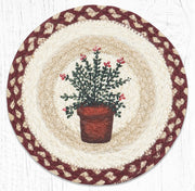Spring & Summer Seasonal Collection, Printed Jute Trivets/Miniature Swatches - CLICK FOR MORE SIZES