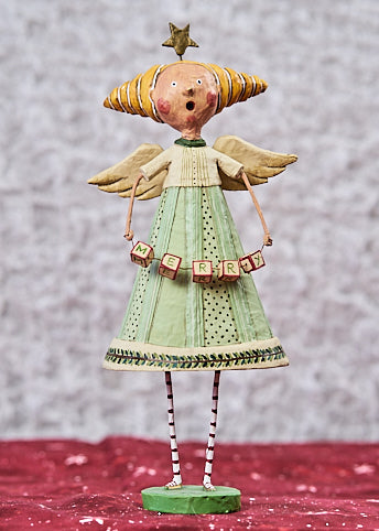 ESC & Co Merry Choir Angel by Lori Mitchell