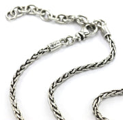 Indiri Collection Wheat Chain Necklace