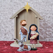 ESC & Co Nativity by Lori Mitchell