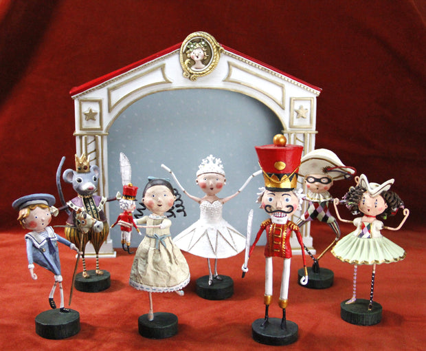 *Nutcracker Suite Collection by Lori Mitchell