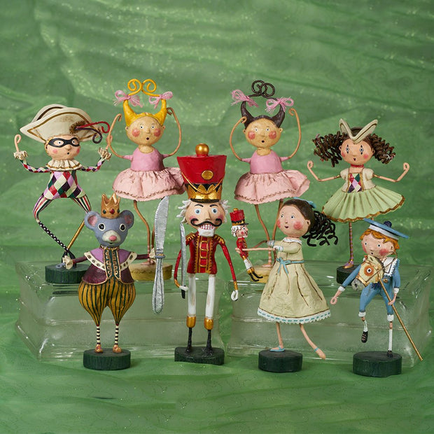 Nutcracker Suite Collection by Lori Mitchell