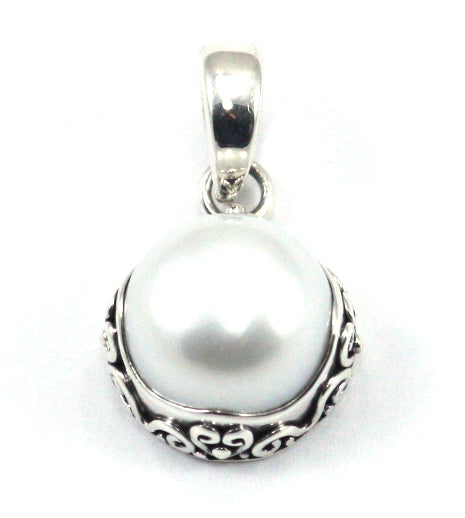 Indiri Collection SANUR Freshwater Pearl Pendant