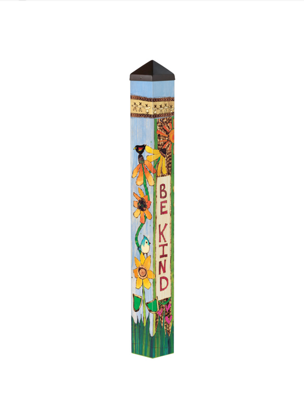 Studio-M Be Kind 3' Art Pole