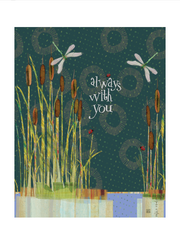 "Studio-M Always With You 20"" Art Pole"