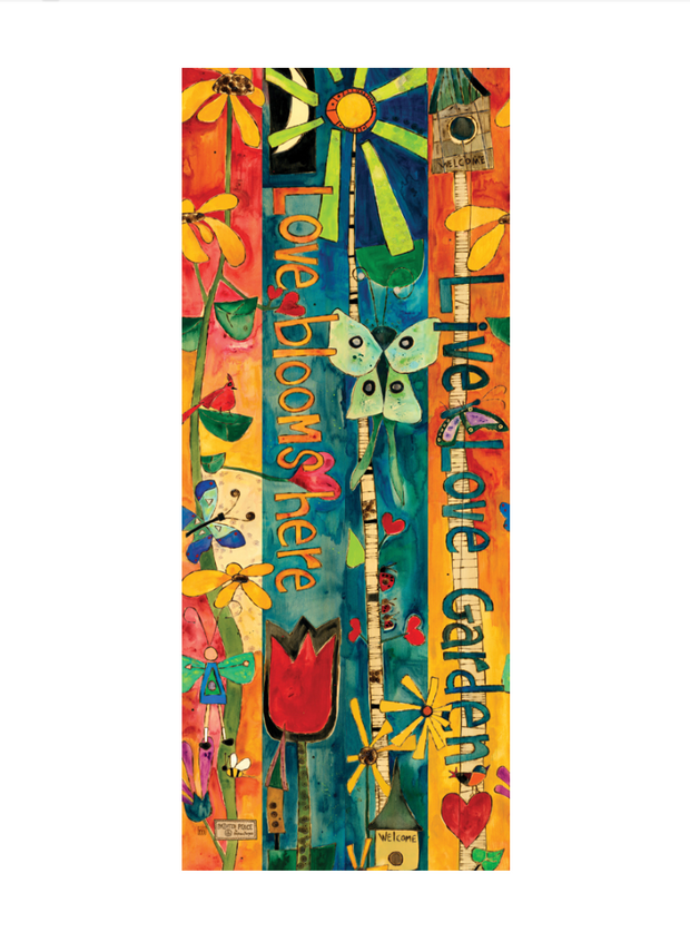 "Studio-M Love Garden 40"" Art Pole"