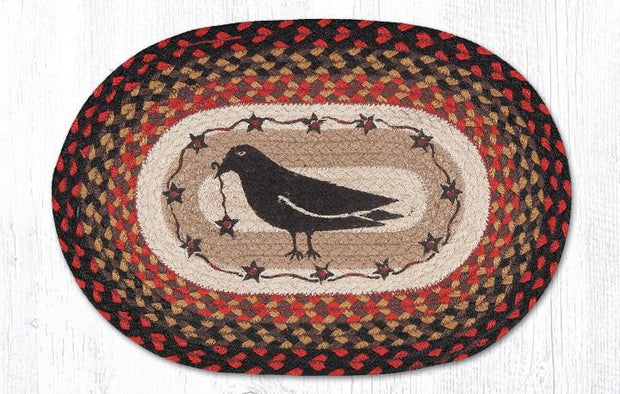 Crow & Star Printed Jute Placemat
