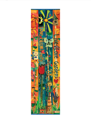 Studio-M Love Garden 6' Art Pole