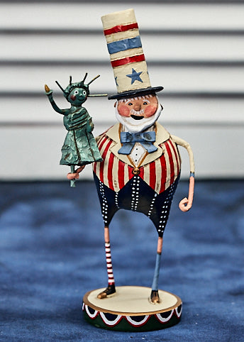 ESC & Co. Patriotic Pete by Lori Mitchell