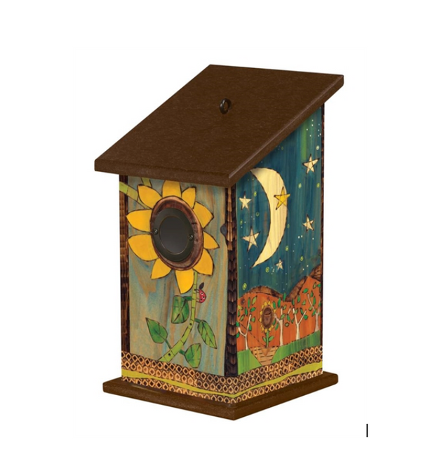 Studio-M Peaceful Earth Birdhouse
