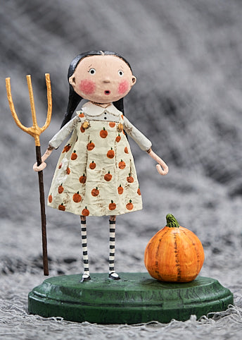 *PREVIEW* Pru the Pumpkin Farmer by Lori Mitchell