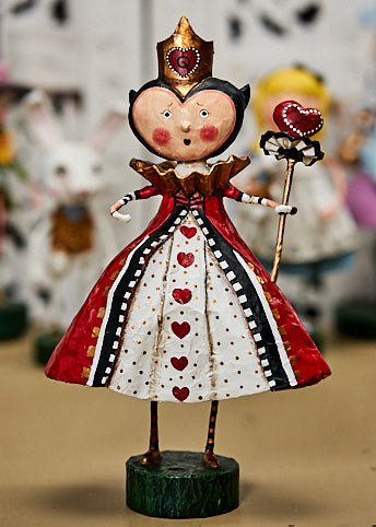 ESC & Co. Queen of Hearts by Lori Mitchell