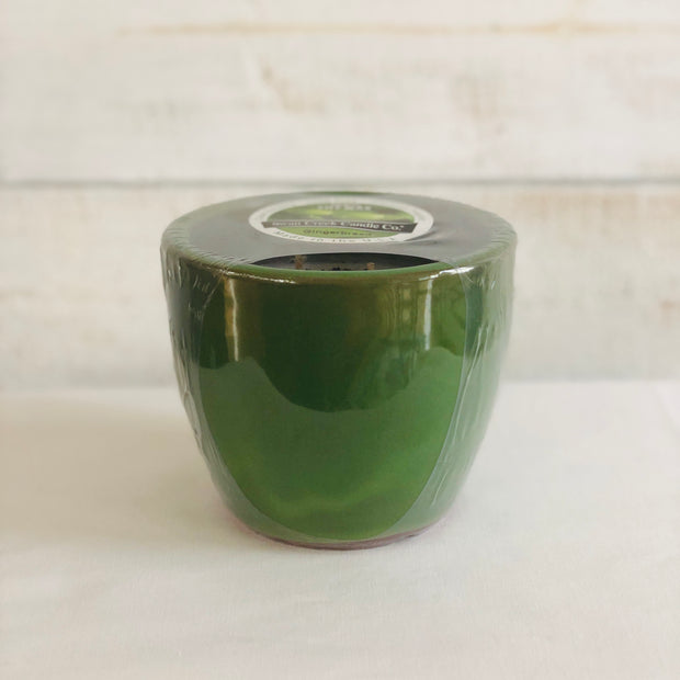 Cambria Pottery Collection - Swan Creek Soy Candles