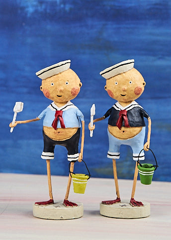 Sailor Boys by Lori Mitchell