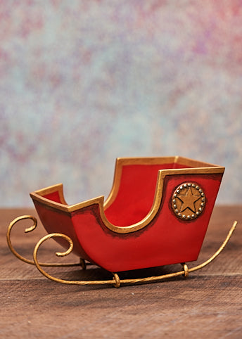 *PREVIEW* Santa's Sleigh by Lori Mitchell