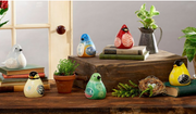 Studio-M Bird Song Ornaments
