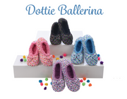 Dottie Ballerina Snoozies Slippers