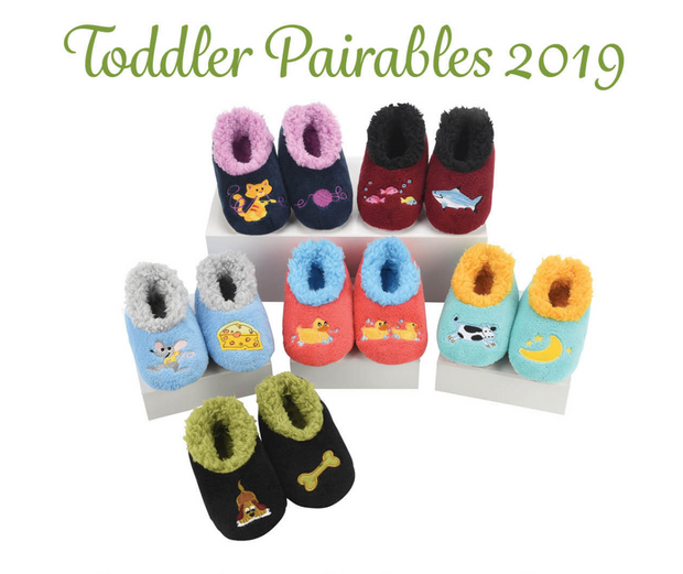 Simply Pairable Snoozies for Toddlers