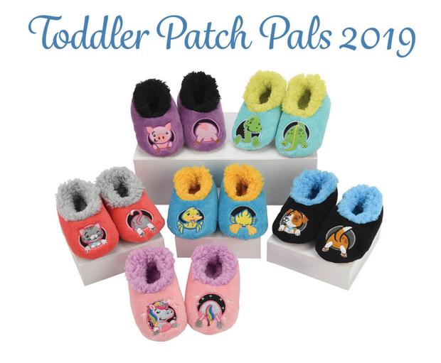 Patch Pals Snoozies for Toddlers