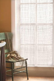 Heritage Lace Seacoast Curtain Collection - White