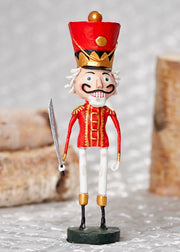 The Nutcracker by Lori Mitchell