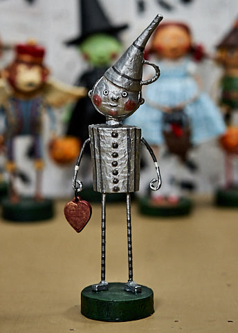 Tin Man from Wizard of Oz by Lori Mitchell