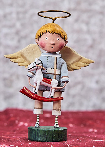 ESC & Co Toy Shoppe Angel by Lori Mitchell