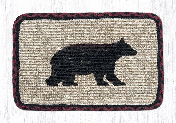 Animals & Wildlife Collection, Printed Jute Trivets/Miniature Swatches - CLICK FOR MORE DESIGNS & SIZES