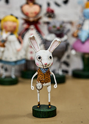 The White Rabbit by Lori Mitchell