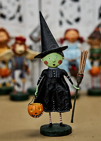 Wicked Witch by Lori Mitchell