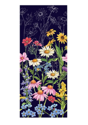 "Studio-M Wildflower Mix 40"" Art Pole"