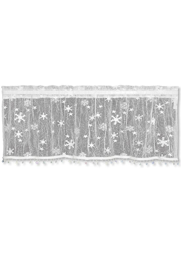 Heritage Lace Wind Chill Valance