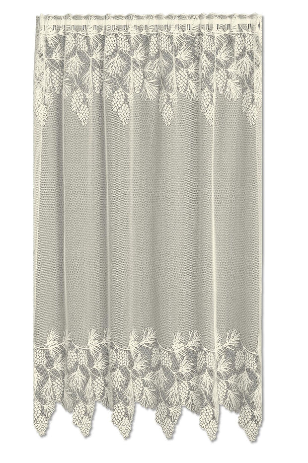 Heritage Lace Woodland Panel, Ecru