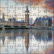London Skyline Teaser Puzzle
