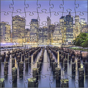 New York City Skyline Teaser Puzzle
