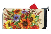 Autumn Glory Mailbox Wrap