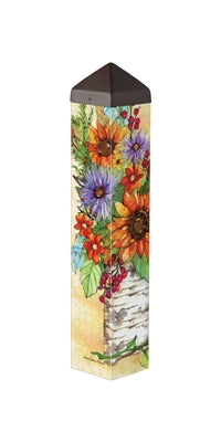 "Autumn Glory 20"" Art Pole"